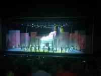 Tanzshow, Feuer von Anatolien