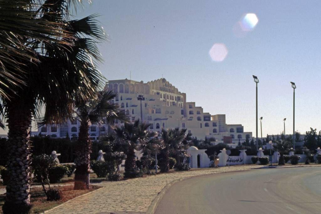 Port el Kantaoui, Hotel Marhaba Palace