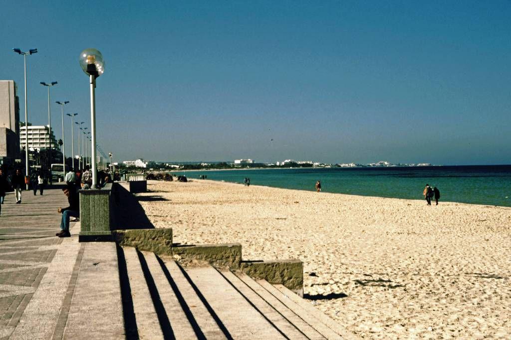 Sousse, Strand