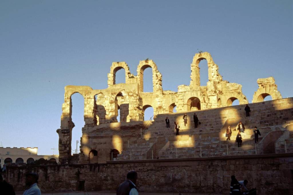 El Jem, Kolosseum