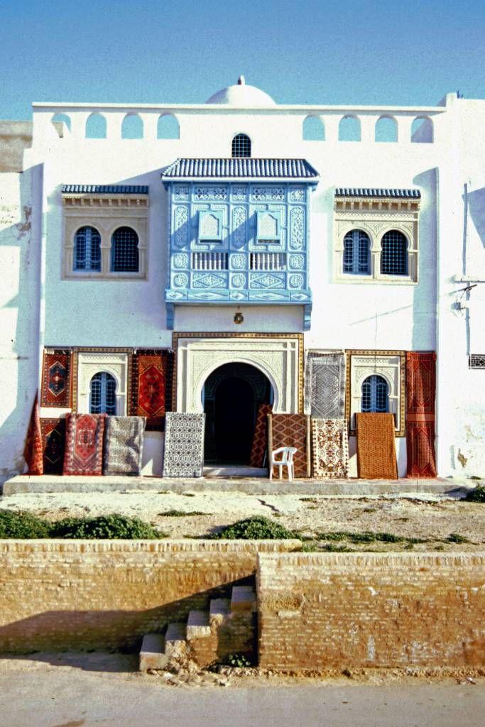 Kairouan, Gebäude