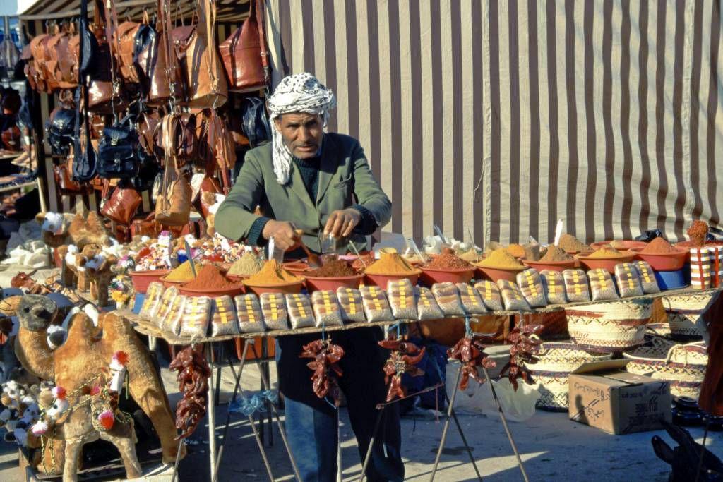 Markt in Nabeul