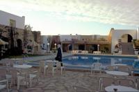 Douz, Hotel Mehari, Pool