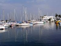 Im Hafen von Kantaoui