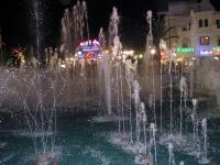 Wasserspiele in Kantaoui