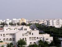 Blick vom Balkon des Kanta in Richtung Sousse