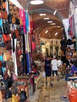 In den Souks von Sousse