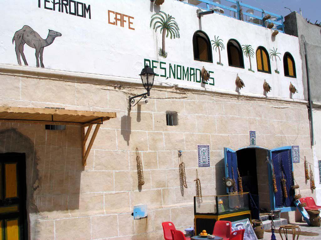 Café des Nomades in der Altstadt von Sousse