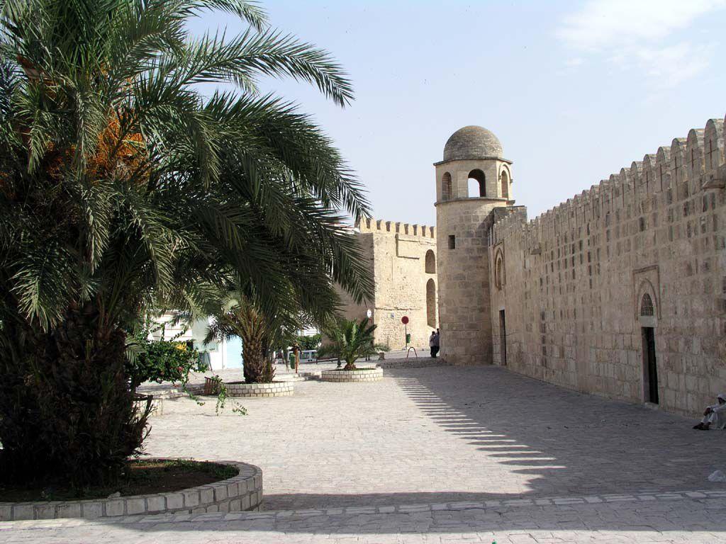 In der Altstadt von Sousse