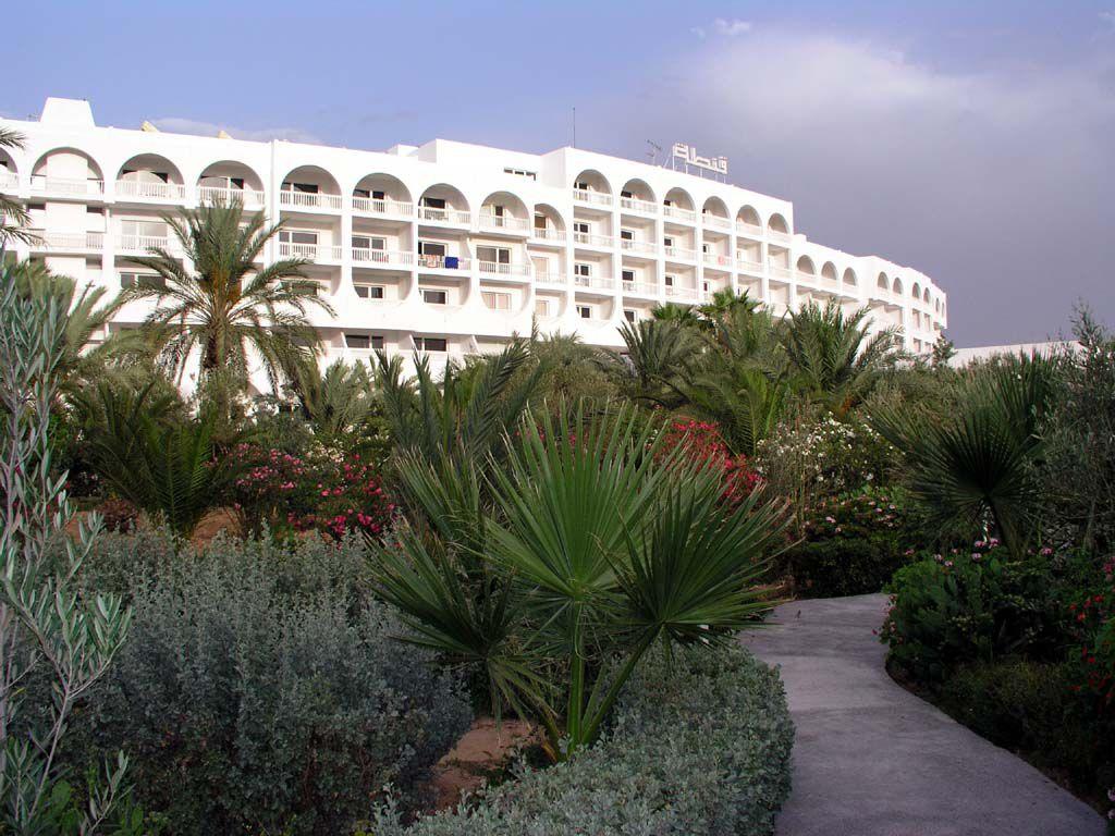 Vorderansicht Hotel Kanta