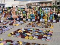Nabeul, Keramikmarkt