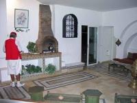 Hammamet, Hotel Primasol el Fell, Maurisches Café