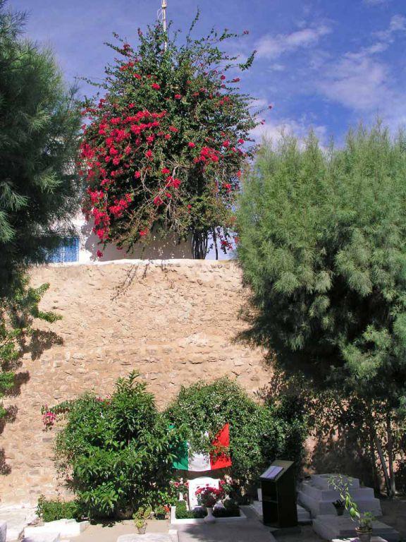 Hammamet, Grab von Bettino Craxi