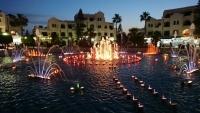 Port el Kantaoui, Wasserspiele