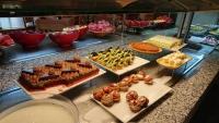 Port el Kantaoui, Seabel Alhambra Beach Golf & Spa Hotel, Nachtisch und Obst Buffet