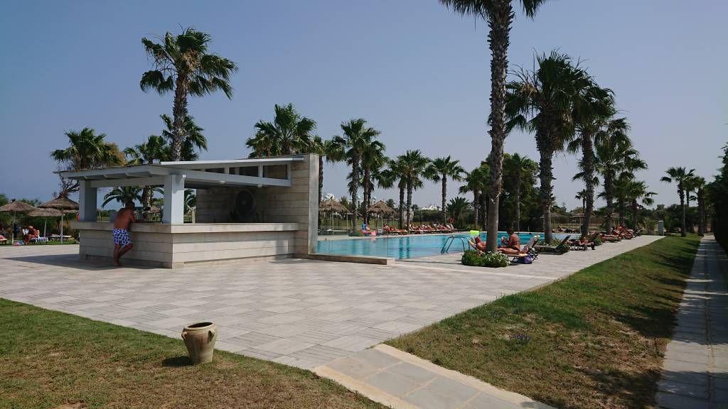Port el Kantaoui, Seabel Alhambra Beach Golf & Spa Hotel, Ruhepool