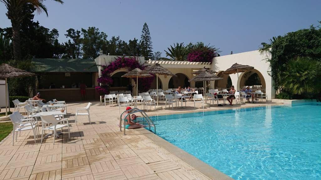 Port el Kantaoui, Seabel Alhambra Beach Golf & Spa Hotel, Pool