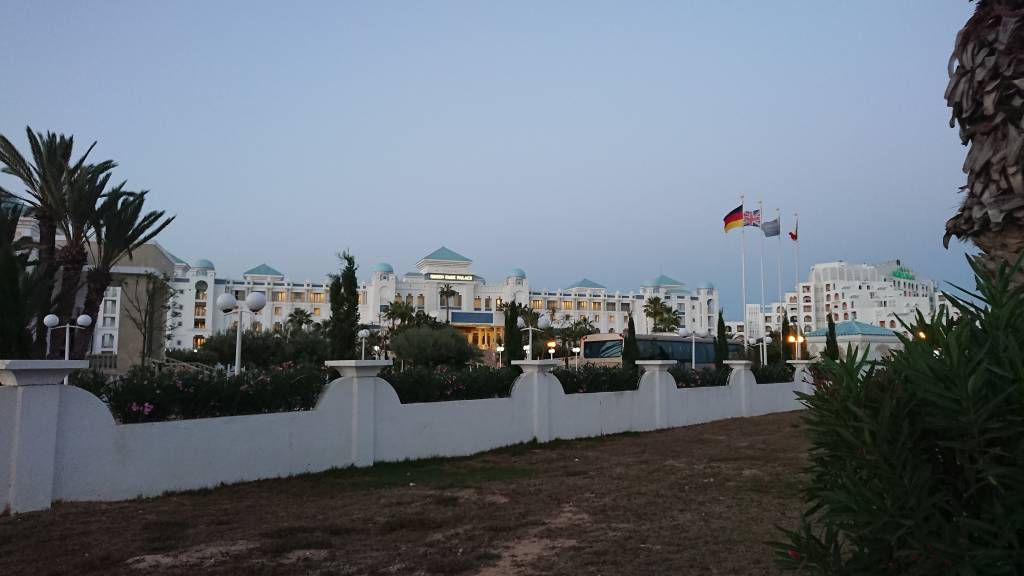 Port el Kantaoui, Green Park Palace Hotel