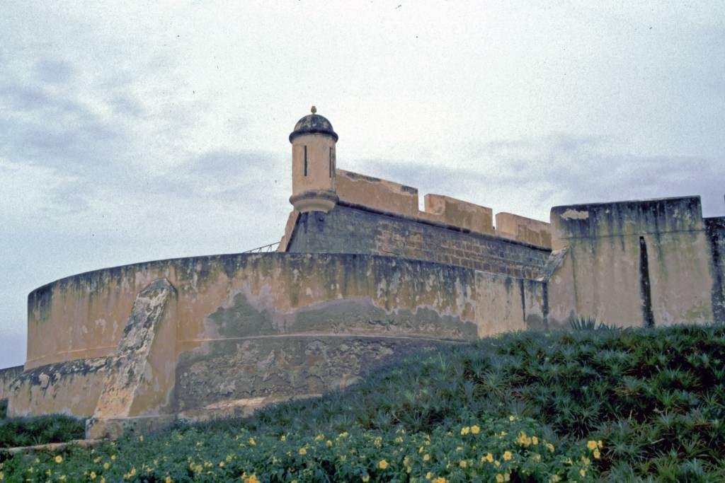 Cumaná, das Castillo San Antonio De La Eminencia