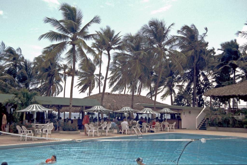 Cumaná, Hotel Los Bordones, Pool