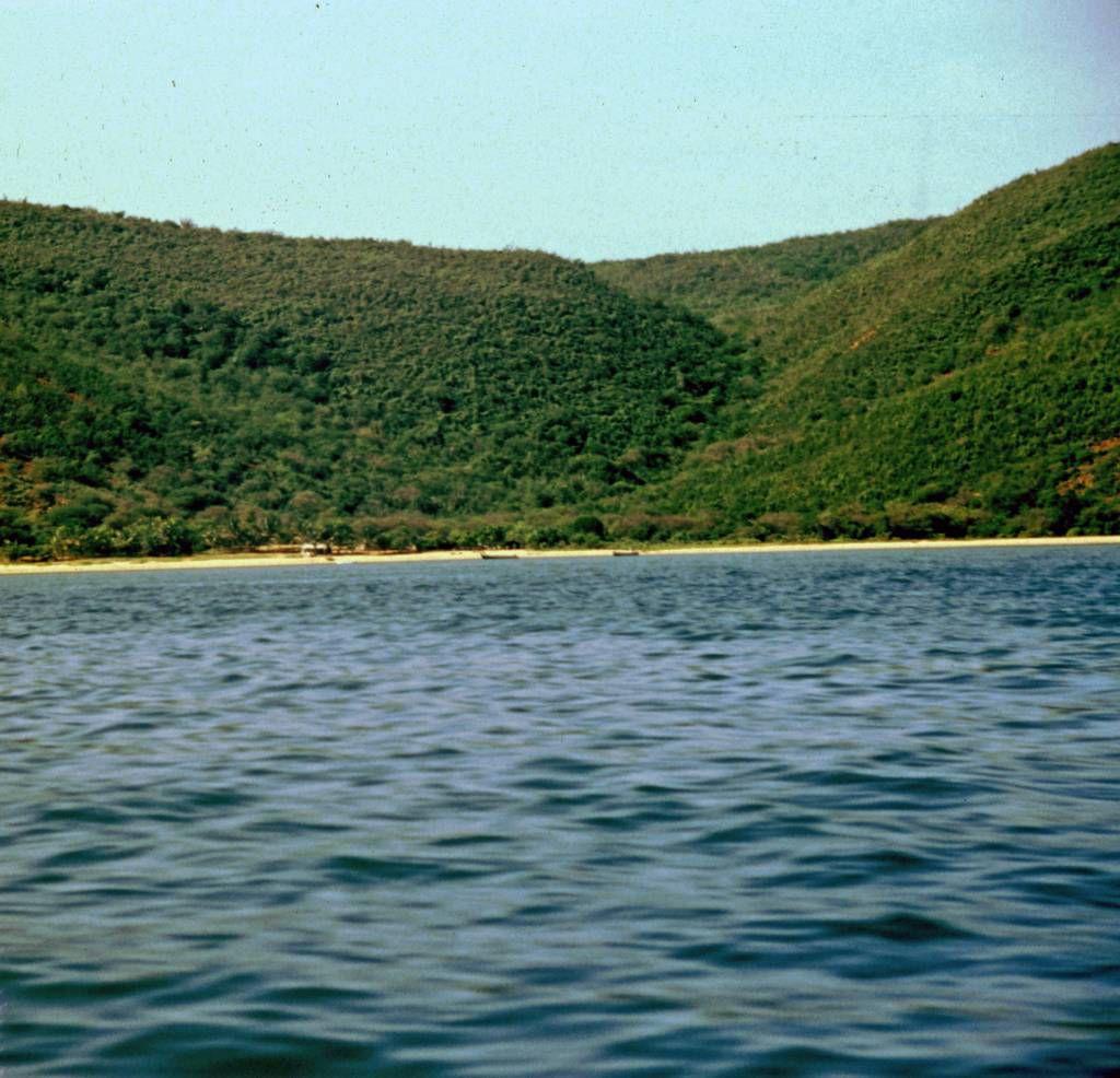 Im Nationalpark Mochima