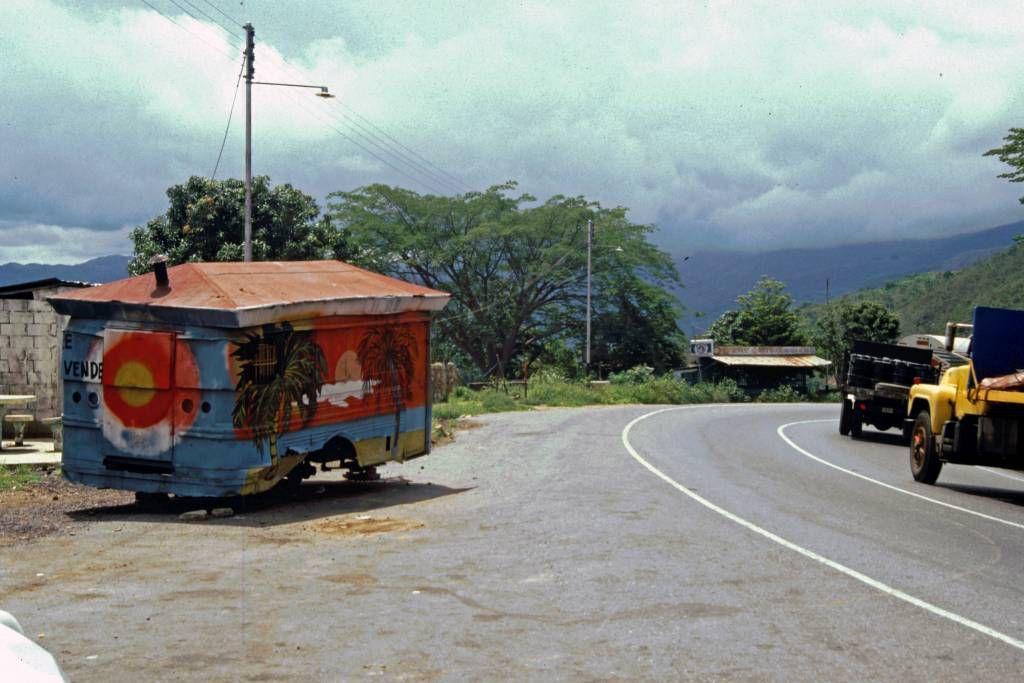 An der Nationalstraße 9 bei San Esteban