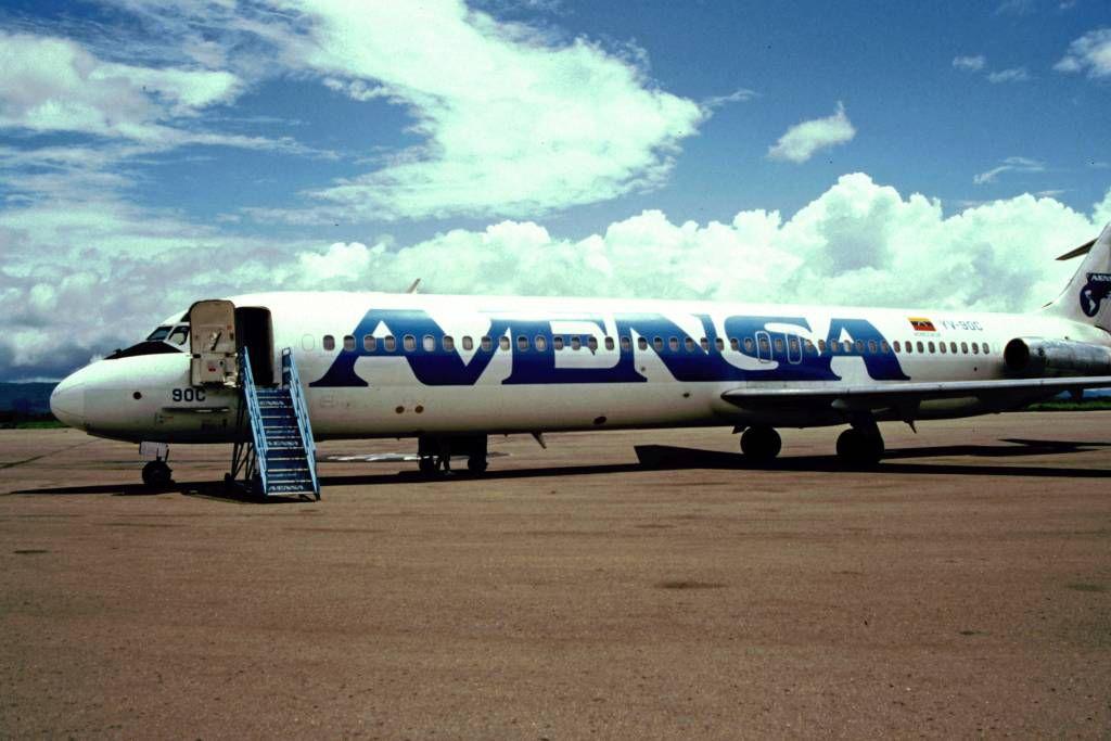 Barcelona, mit dieser Maschine bin ich zurückgeflogen