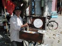 Tragbarer Spieltisch nahe Danang / Da Nang