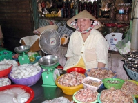 Markt in Phan Thiet
