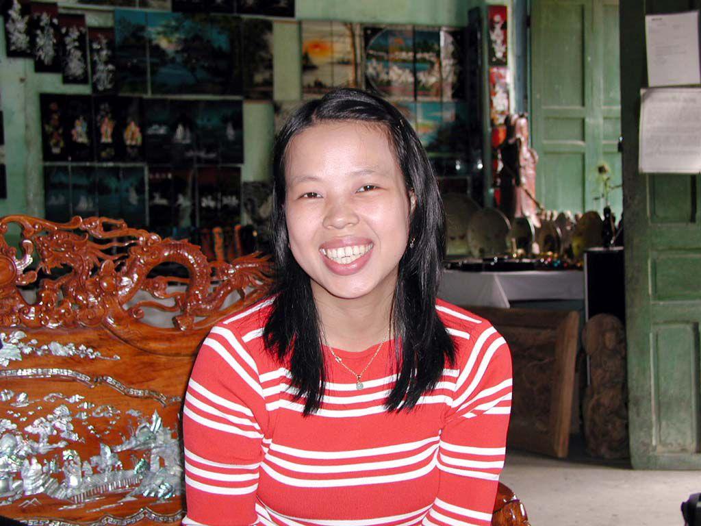 An Neujahr in Hoi An