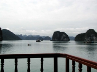 In der Ha Long Bucht