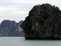 In der Ha Long Bucht
