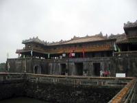Eingang zum Kaiserpalast in Hue