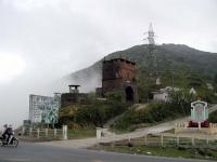 Der Wolkenpass nördlich von Danang / Da Nang