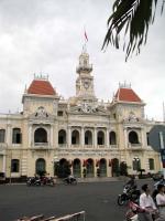 Das Rathaus von Saigon / Sai Gon / HCMC
