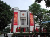Das Rathaus von Hanoi / Ha Noi