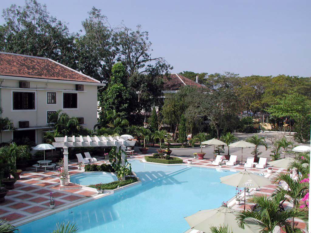 Der Pool des Hoi An Hotel