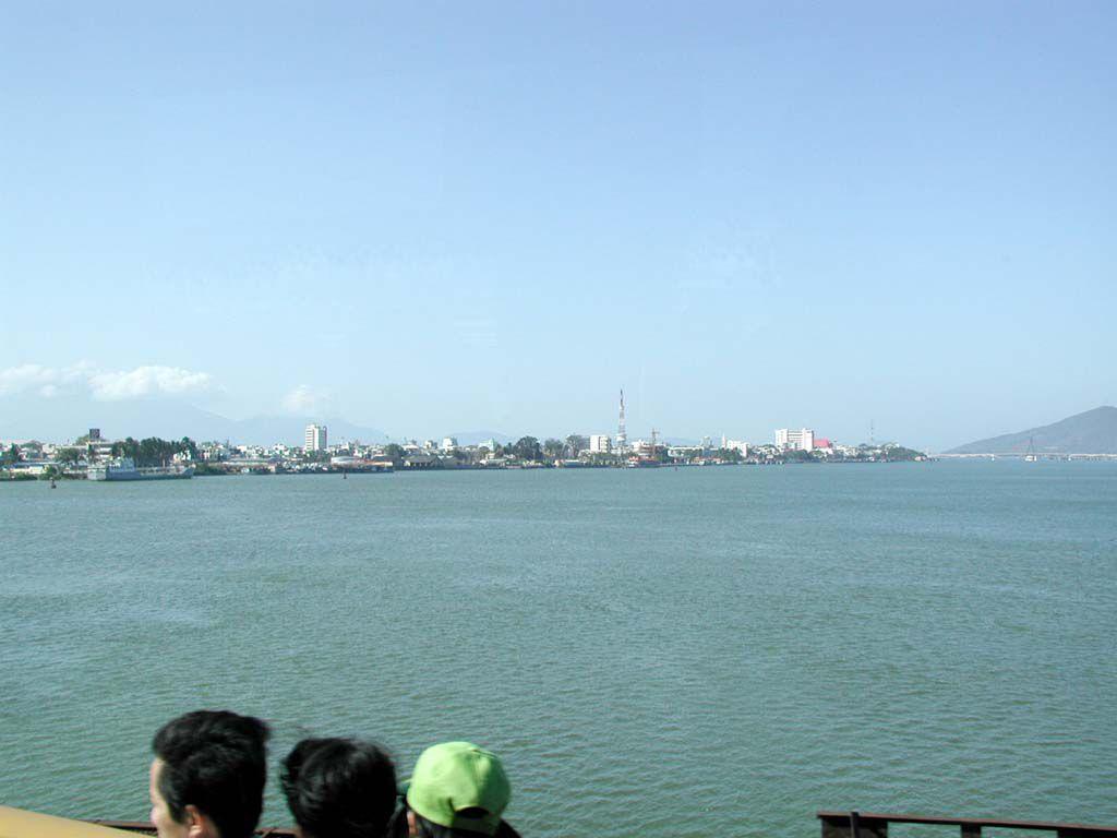 Skyline von Danang / Da Nang heute