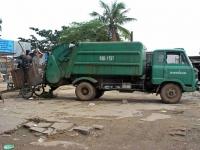 Hoi An, Müllabfuhr