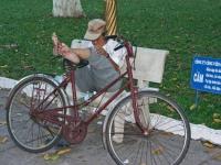 Saigon (Ho Chi Minh Stadt), Pause im Con Vien Van Hao Park