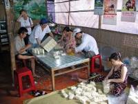 Mekong Delta, Süsswarenherstellung