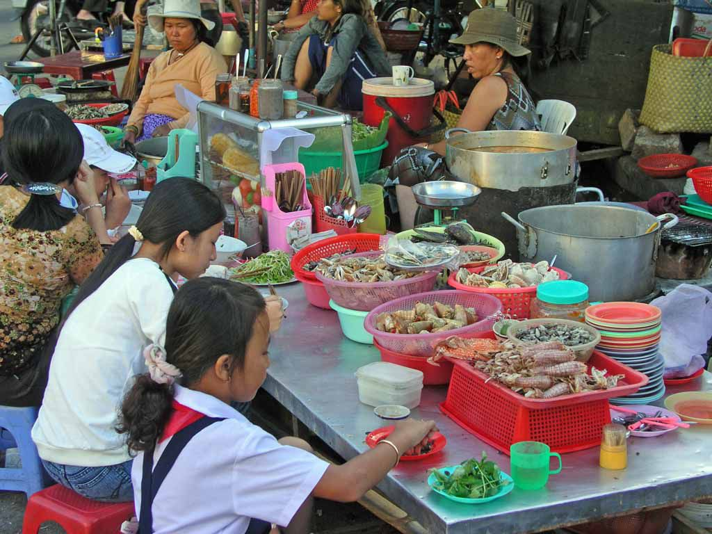 Nha Trang, Garküche