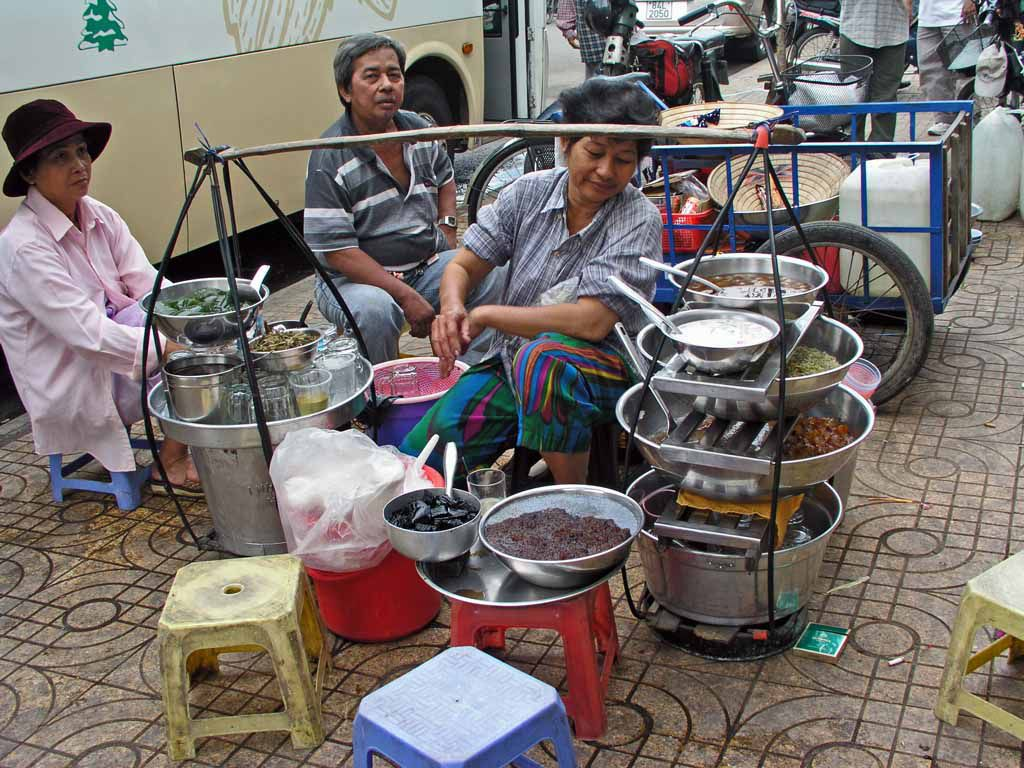 Sai Gon (HCMC), Garküche
