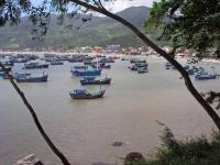 Nationalstraße 1, Strand ca. 2 Stunden vor Nha Trang