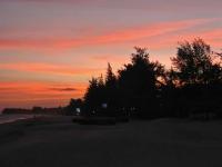 Mui Ne, Sonnenuntergang
