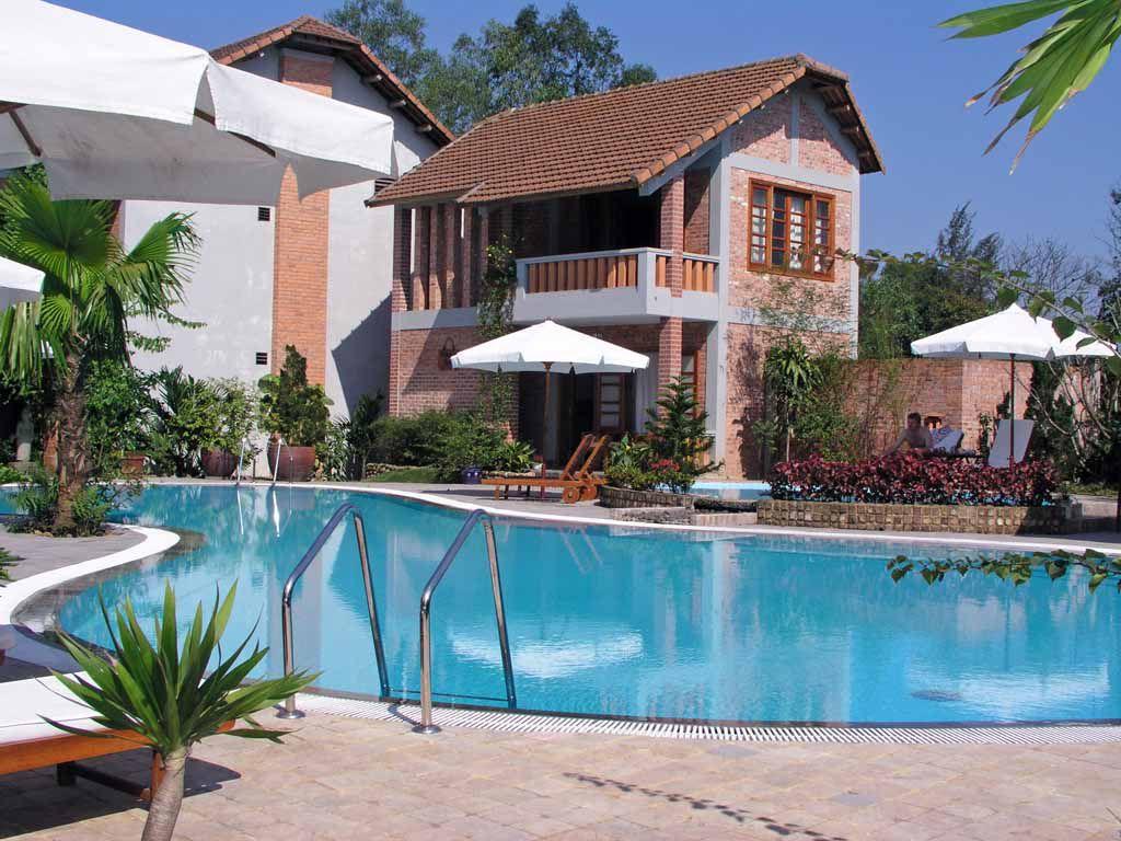 Nahe Hue, Hotel Pilgrimage Village