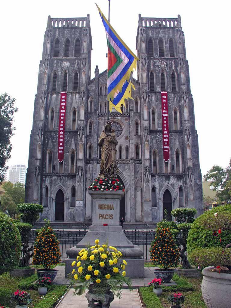 Hanoi, Sankt Josephs Kathedrale