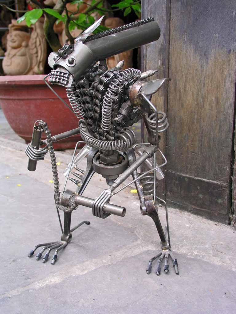 Hoi An, Metallkunst