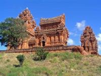 Phan Rang, Cham Anlage