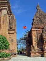 Nha Trang, Cham Anlage